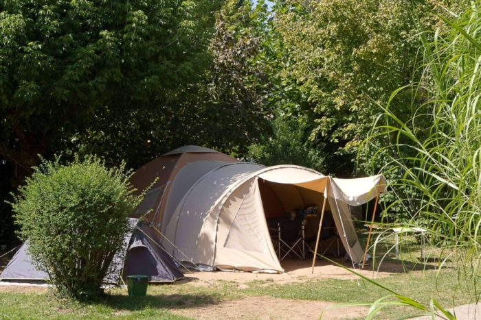 Verhuur kampeerplaatsen