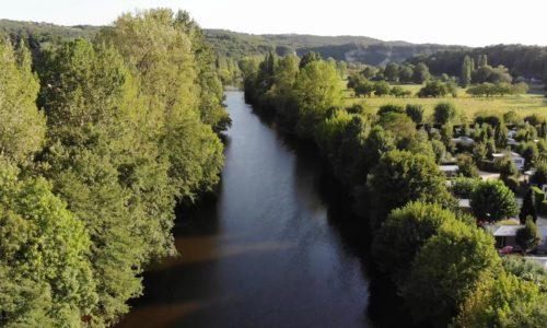 Rivière Camping Le Paradis